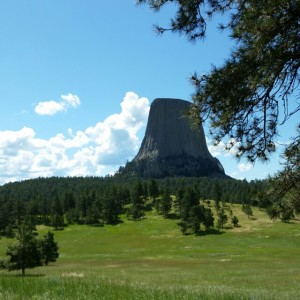 Devils Tower Bob Simms
